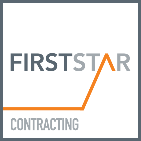 ○ FirstStar » First Star Contracting ○ •